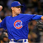 Cubs' Hendricks rides power of change against Kershaw in Game 6
