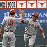 NCAA BASEBALL: Longhorns return to College World Series
