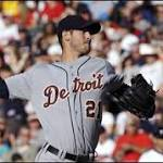 Rick Porcello shines as Tigers shut out Indians
