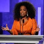 Oprah hitting the road on new arena tour