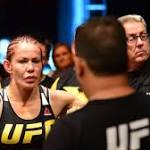 UFC Fight Night 95's Cris Cyborg wants real 'super fights,' not a UFC world title