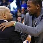 Thunder Lose In Durant's Return