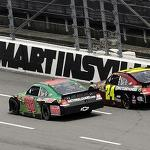 NASCAR NOTES: Young Guns shake off rust in Martinsville