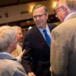 Jeb Bush is stretching the limits of campaign finance law