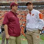 ACC still playing catch-up with Florida State, Clemson