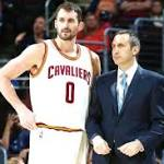 Max-Contract Questions a Fact of NBA Life for Kevin Love