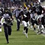 Inconsistent contributors spur Missouri football in win