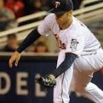 Minnesota Twins first baseman leading off rare but not unprecedented