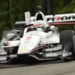IndyCar beats the rain, Castroneves, Penske beats the...