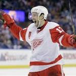 Experienced Red Wings Exposing Young Lightning's Shortcomings After Game ...