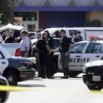 Sacramento sheriff's deputy shot, 2 cars hijacked