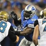 Free agent Nick Fairley wants to remain with Lions