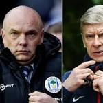 FA Cup semis Preview: Holders Wigan face stern Arsenal test