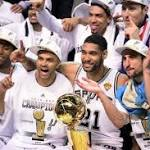 'City game' now world's game; The changing face of the NBA