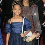 Nine Year Old Quvenzhane Wallis 'Celebrates Oscar Night By Dancing To ...