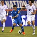 US gives up late goal in 1-1 tie vs Honduras