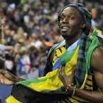 Commonwealth Games: Bolt leads Jamaica to gold