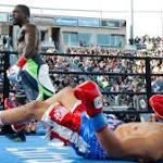 Andre Berto wins rematch with Victor Ortiz in 4th-round TKO