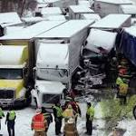 Massive pileup on I-94 kills 3, more than 20 hurt