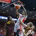 Wildcats men's basketball rolls over Sun Devils