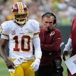 Mike Shanahan says RG3 called to thank him for free-agency praise