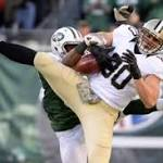 Saints vs. Jets Player Grades: Offense