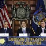 Cuomo to face reporters for 1st time since corruption panel conflict