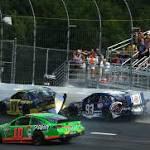 NASCAR fans divided over Danica Patrick