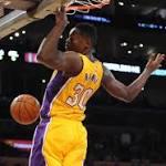 Game Recap: Lakers Fall To Hawks Without Kobe Bryant, Jordan Clarkson