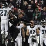 Knee-Jerk Reactions, Week 13: Patriots vs. Eagles