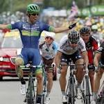 Teamwork helps win Tour de France's 10th stage