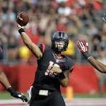 Nova's scores, Grant's returns rally Rutgers 28-24
