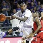 Newly-dismissed Marcus Foster's 'love' for Kansas State Wildcats' Coach Bruce ...