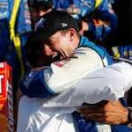 NASCAR's Allmendinger gets career back on track