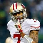 49ers' Colin Kaepernick fires back at Richard Sherman