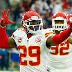 Chiefs GM 'confident' Berry will be back by Week 1