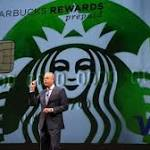 Starbucks to launch branded Visa card tied to loyalty