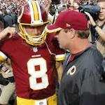 NFL roundup: Redskins win but lose QB Griffin
