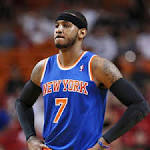 Knicks expect to hear Thursday that Melo will return