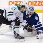 Three stars: Jonathan Bernier's superb effort overshadows Shawn Horcoff's late ...