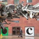Broad-Backed LA MOCA Mulls Aid, Merger as Revenue Slips