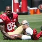 49ers will be without their Davises vs. Chiefs