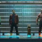 Cast List, Teaser Image for Guardians of the Galaxy, Vol. 2