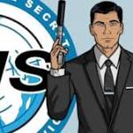 "No more ISIS! Well, on the FX show ""Archer"" at least"