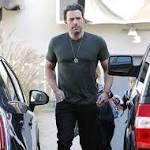 Ben Affleck displays Batman body in LA as Jennifer Garner talks his 'shape'