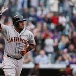 Giants Outlast Rockies in Slug-Fest, Avoid Sweep