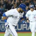 Jose Bautista: 'No regrets' about watching HR leave park