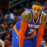 Schmeelk: Melo's Early Injuries Not A Good Sign For Knicks Long Term