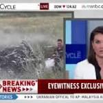 Caller Tells MSNBC Host MH17 Shot Down By 'Howard Stern's Ass'