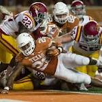 Rose kick in final seconds sends Texas to wild 48-45 victory over Iowa State